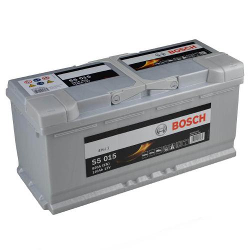 bosch s5 015 110ah premium autobatterie starterbatterie. Black Bedroom Furniture Sets. Home Design Ideas
