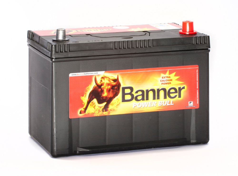 banner power bull p9504 12v 95ah premium battery starter. Black Bedroom Furniture Sets. Home Design Ideas