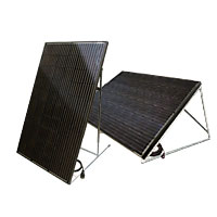 Stecker-Solar-Geräte