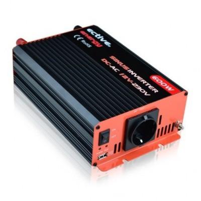 Sinus Wechselrichter 24V 500W