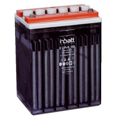 OPzS 100Ah 12V Blockbatterie
