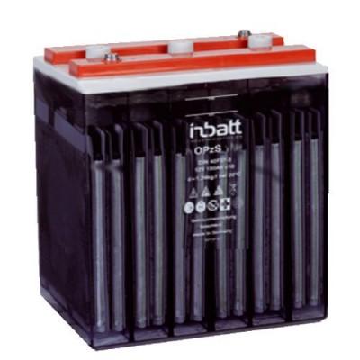 OPzS 250Ah 6V Blockbatterie