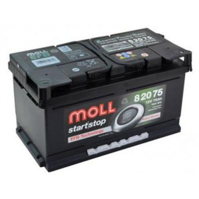 Moll EFB 82075 75Ah