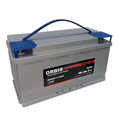 Orbis BAGM110DC AGM Deep Cycle 110Ah