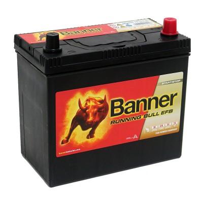 Banner 55515 Running Bull EFB 55Ah Asia