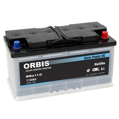 Orbis BSo110 Solar-Power DC 110Ah