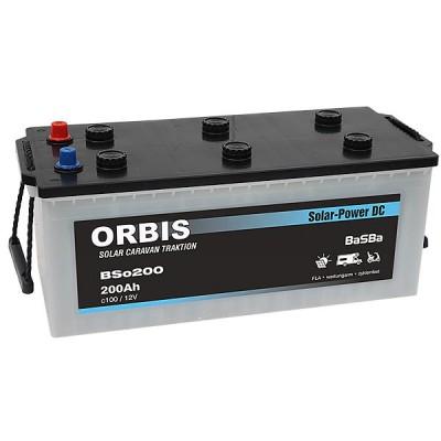 Orbis BSo200 Solar-Power DC 200Ah