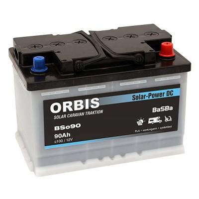 Orbis BSo90 Solar-Power DC 90Ah