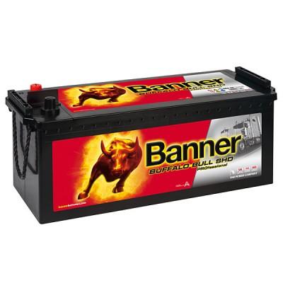Banner SHD Pro 68008 Buffalo Bull 180Ah