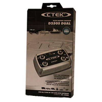 CTEK D250SA DUAL 12V 20A Batterieladegerät