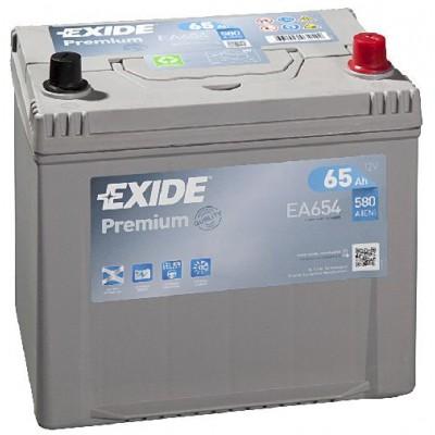 Exide EA654 Premium