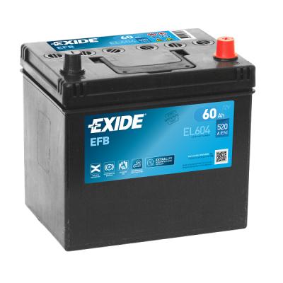 Exide EL604 EFB