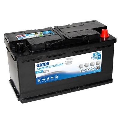 Exide EP800 Dual AGM