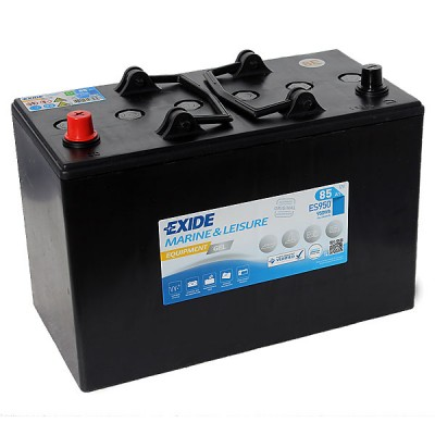 Exide ES950 Equipment Gel 85Ah (G85) VRLA