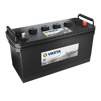 Varta ProMotive Heavy Duty 100Ah 12V H5 (Black) LKW-Batterie