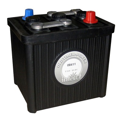 Intact Oldtimer Power 84Ah 6V 08411