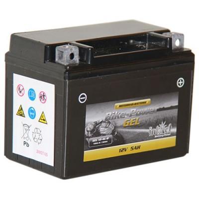 Intact 12V 4Ah YB4L-B Roller Batterie Gel FA