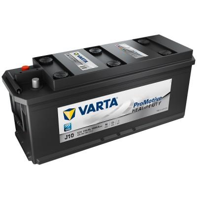 Varta ProMotive Heavy Duty 135Ah 12V J10 (Black) LKW-Batterie