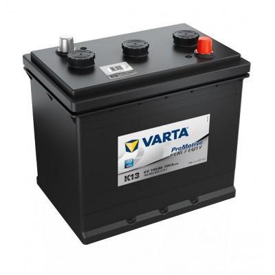 Varta K13 Promotive Black 6V 140Ah