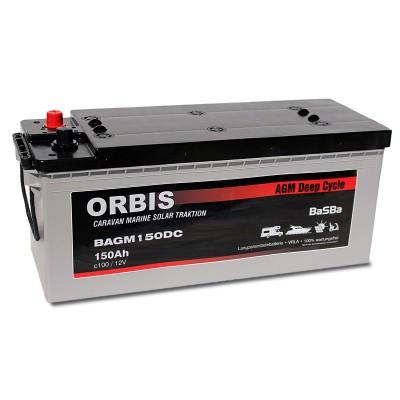 Orbis BAGM150DC AGM Deep Cycle 150Ah