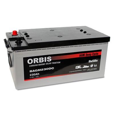 Orbis BAGM230DC AGM Deep Cycle 230Ah