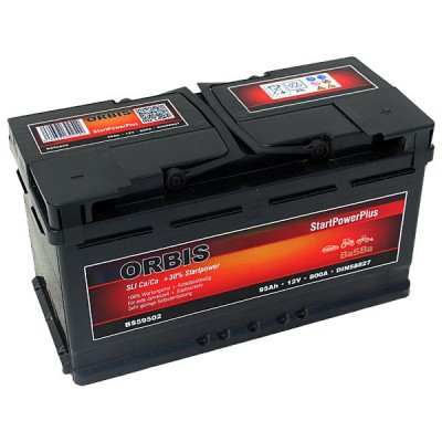 Orbis 95Ah 800A Autobatterie BS59502
