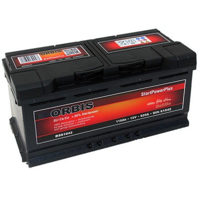 Orbis 110Ah 920A Autobatterie BS61042
