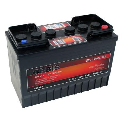 Orbis BS61047 12V 110Ah 680A HD LKW Batterie