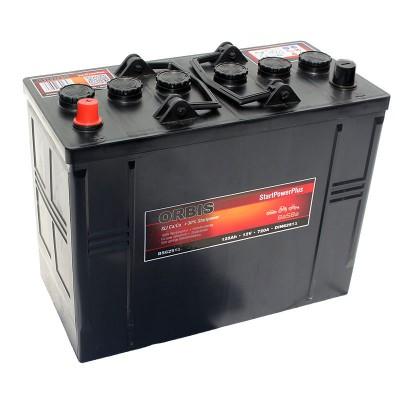 Orbis BS62513 12V 125Ah 720A HD LKW Batterie Pluspol links