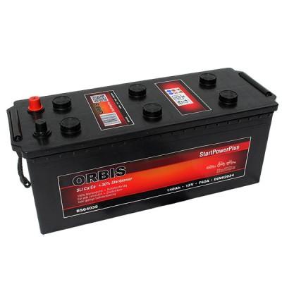 Orbis BS64035 12V 140Ah 760A HD LKW Batterie