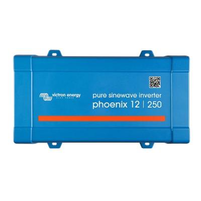 Phoenix 12/250 VE.Direct 12V 230V 200W Inverter