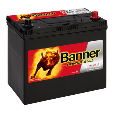Banner Power Bull 45Ah P4523