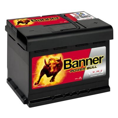 Banner Power Bull 60Ah P6009