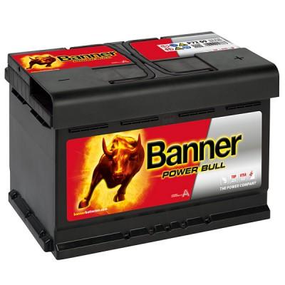 Banner Power Bull 72Ah P7209