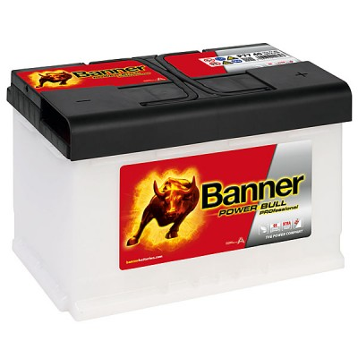 Banner Pro P7740 Power Bull PROfessional