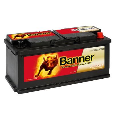 Banner 60501 Running Bull AGM