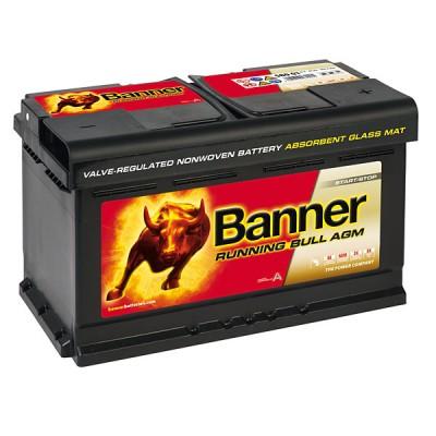 Banner 58001 Running Bull AGM