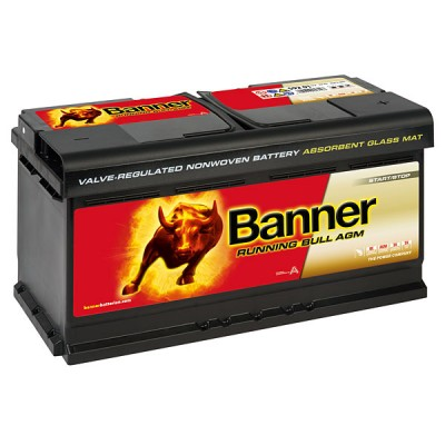 Banner Running Bull AGM 92Ah 59201