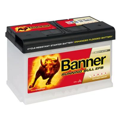 Banner 57011 Running Bull EFB