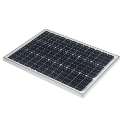 Solarpanel 50W Monokristallin 12V
