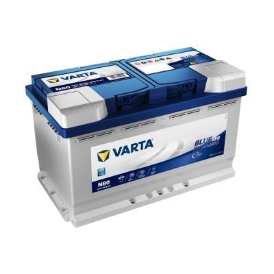Varta Blue Dynamic EFB N80 (F22)