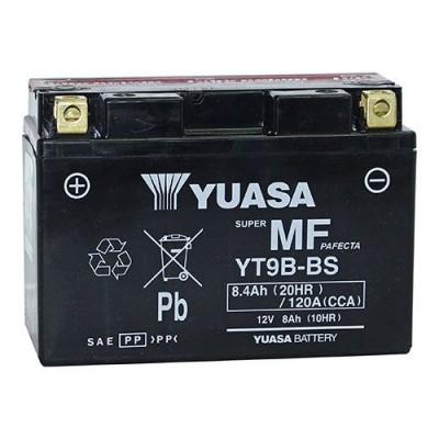 Yuasa YT9B-BS AGM Motorradbatterie