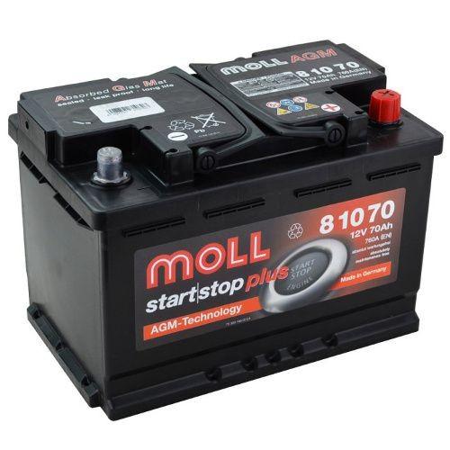 Moll AGM 81070 70Ah