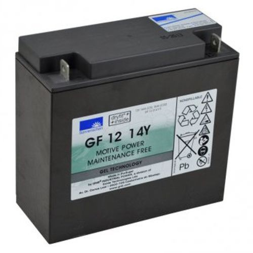 Sonnenschein GF 12 14 YF GEL Batterie 12V 14Ah
