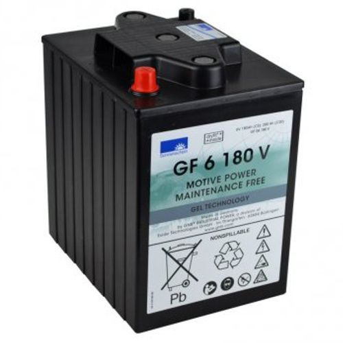 Sonnenschein GF 6 180 V GEL Batterie 6V 180Ah