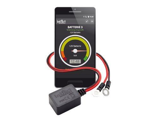 IntAct Batterie-Guard mit dem Handy
