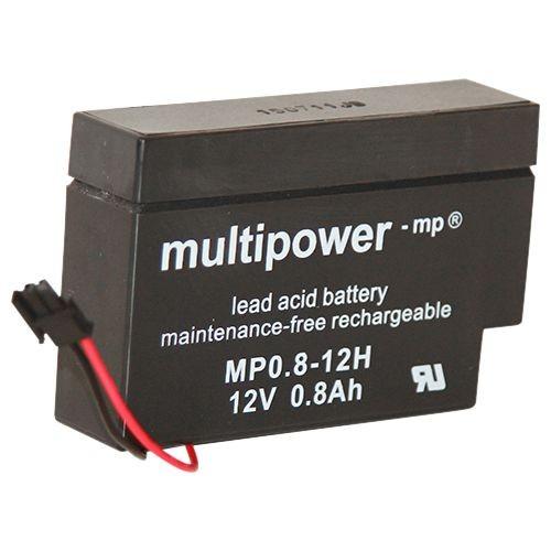 Multipower Mp0 8 12h 0 8ah 12v Solar Rolladen Akku Heim