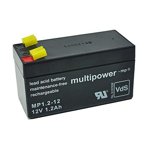 Multipower MP1.2-12 (12 Volt 1.2 Ah)