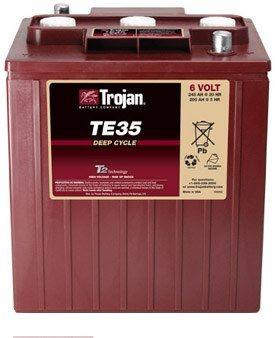 Trojan TE35 Deep-Dycle 6V 245Ah