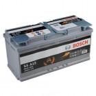 Bosch S5 A15 AGM 105Ah